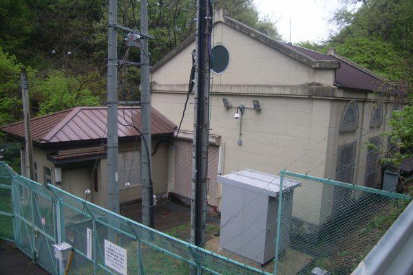 熊川第2発電所 着工前
