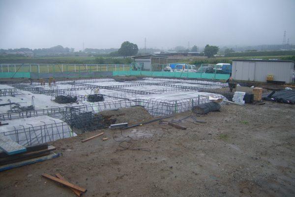 基礎防湿シート