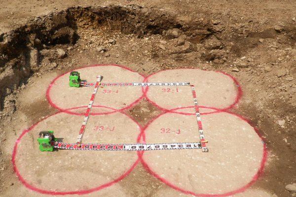 地盤改良土柱